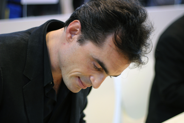 raphael enthoven salon du livre paris