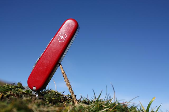 couteau suisse 1